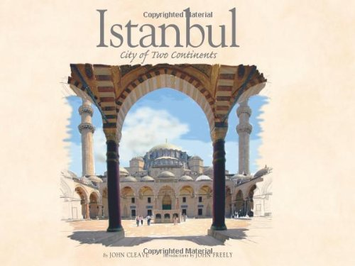 Istanbul: City of Two Continents (Sketchbook)