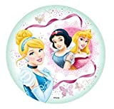 DISNEY PRINCESS CAKE TOPPER 21 CM EDIBLE WAFER / RICE I. PAPER CUP CAKE DECORATION TOPPERS BIRTHDAY PARTY KIDS WEDDING