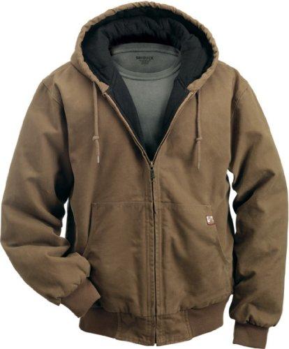 Dri-Duck Cheyenne Hooded Boulder Cloth Jacket