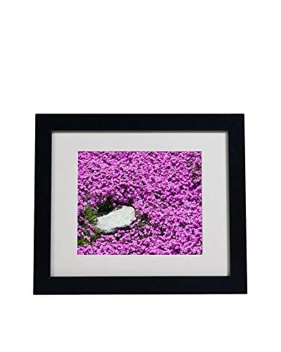 Kurt Shaffer Island in Purple Wall Art