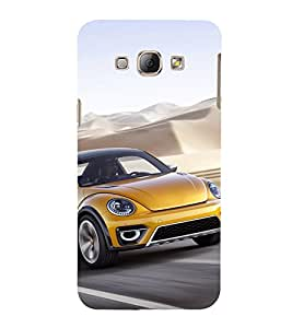 Luxury Car 3D Hard Polycarbonate Designer Back Case Cover for Samsung Galaxy A8 (2015 Old Model) :: Samsung Galaxy A8 Duos :: Samsung Galaxy A8 A800F A800Y