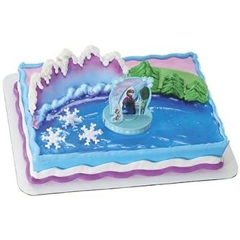 Disney's Frozen Cake Decoration