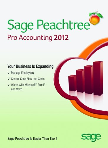 Sage Peachtree Pro Accounting 2012  [Download]
