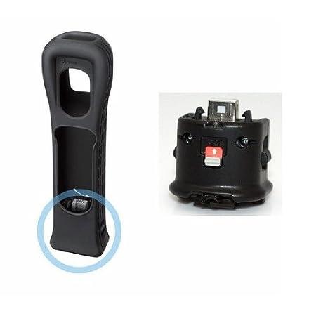 Wii Motion Plus - Black (Bulk Packaging)