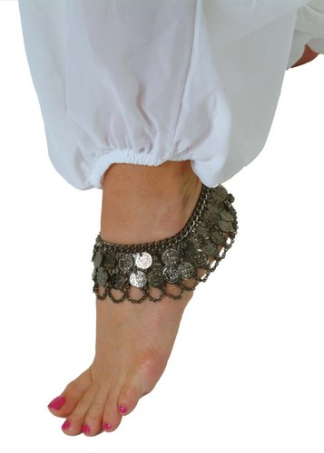 Anklet with Lots & Lots of Coins