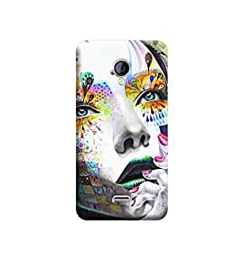 EPICCASE Premium Printed Back Case Cover With Full protection For Micromax Unite 2 A106 (Designer Case)