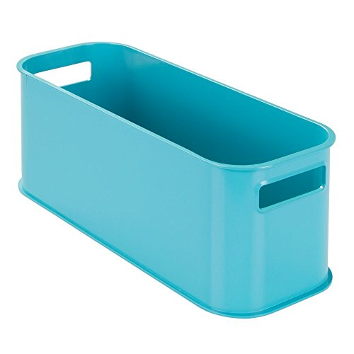 interdesign-09557eu-corbeille-plastique-bleu-indigo-406-x-152-x-152-cm