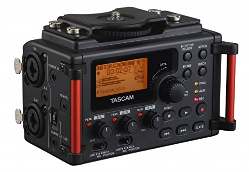 tascam-dr-60d-grabador-de-sonido-digital-portatil-negro