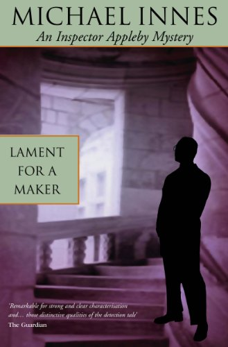 Lament for a Maker (Inspector Appleby Book 3) (English Edition)