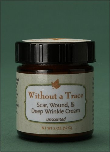 Without a Trace, Organic Herbal Face Cream for ...