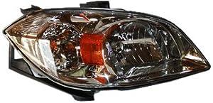 TYC 20-6641-90 Chevrolet Cobalt Passenger Side Headlight Assembly