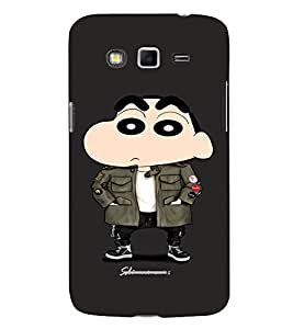 EPICCASE Detective Ching Shang Mobile Back Case Cover For Samsung Galaxy Grand Max (Designer Case)