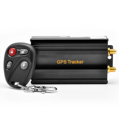 Gps Gsm Car Tracker - Fleet Management, Real-Time Tracking,Remote Central, Micro Sd Card Store Tk103Bc