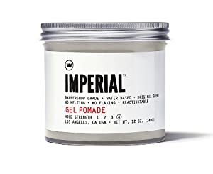 Imperial Gel Pomade, 12 Ounce