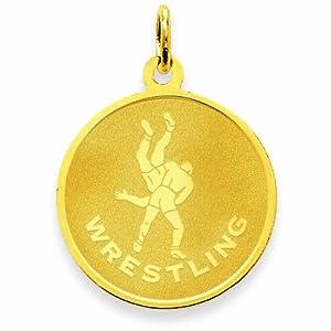 14K Wrestling Charm