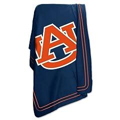 Buy Logo Chair Auburn Tigers Classic Fleece by Logo