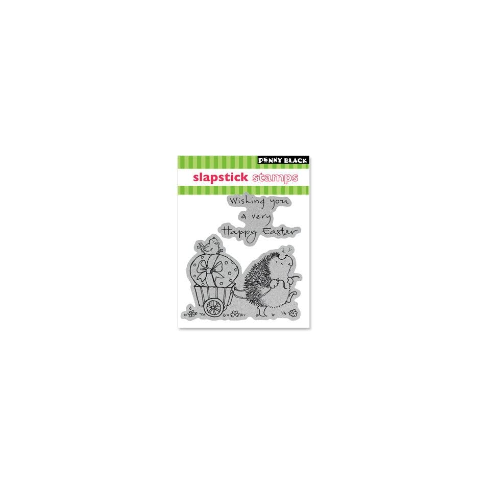 Penny Black Cling Stamp Easter March