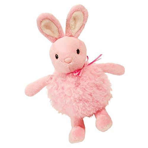 Strawberry Pink Puff Bunny