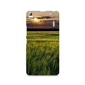 TAZindia Designer Printed Hard Back Case Mobile Cover For Lenovo A7000