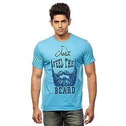 Huetrap Men's Feel the Beard Rogue Collection T shirt