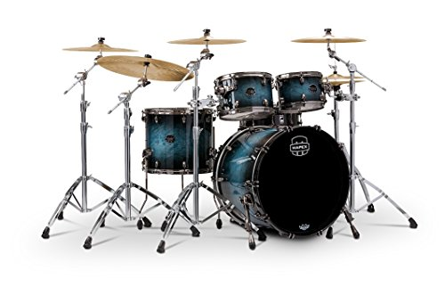 mapex-saturn-v-exotic-mh-shell-set-deep-water-maple-burl