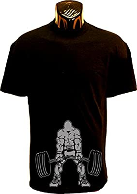 Dead Lift Hardcore Bodybuilding / Powerlifting / Weighting T Shirt
