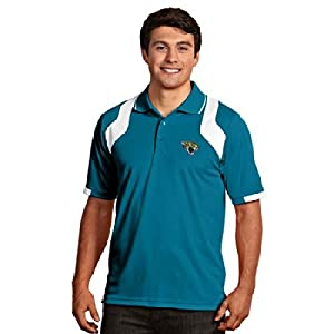 Jacksonville Jaguars Fusion Polo (Team Color) by Antigua