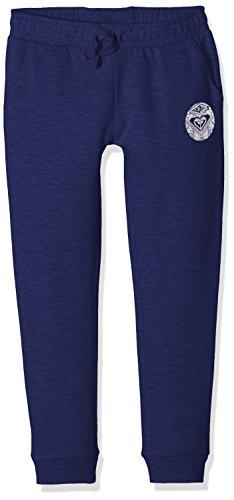 Guru gufi Roxy-Pantaloni per jogging, da ragazza, colore: blu, taglia: 8 anni (taglia del produttore: S/8)