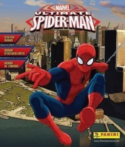 Marvel Ultimate Spider-Man Sticker Album - 1