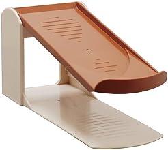 イセトー 靴収納ハーフ 3段階調節機能付 10個セット ブラウン 451102