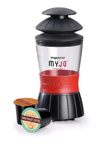 Presto-02835-MyJo-Single-Cup-Coffee-Maker
