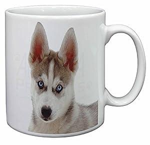 Siberian Husky Coffee Mug Birthday Gift Idea