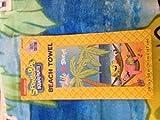 Spongebob Squarepants Beach Towel