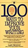 img - for 100 Ways to Improve Your Writing book / textbook / text book