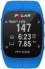 Polar M400 Montre Cardio/GPS Multisport sans Ceinture Cardiaque Bleu