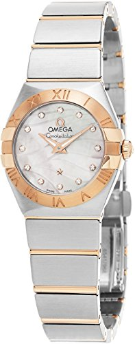 Omega Constellation (Omega Gold Ladies compare prices)