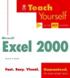 img - for Teach Yourself Microsoft Excel 2000 book / textbook / text book