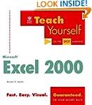 Teach Yourself Microsoft Excel 2000