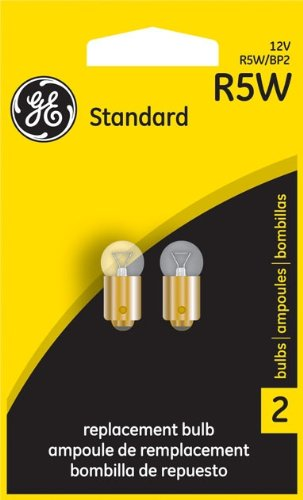 BULB CAR R5W/BP2 12V by GE LIGHTING MfrPartNo 23314 (R5w Bulb compare prices)