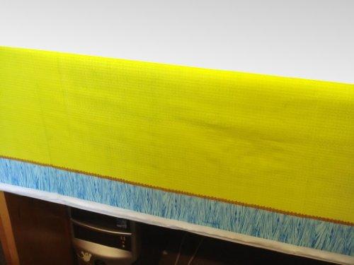 Nappe de table en plastique Tropical Cool Weave