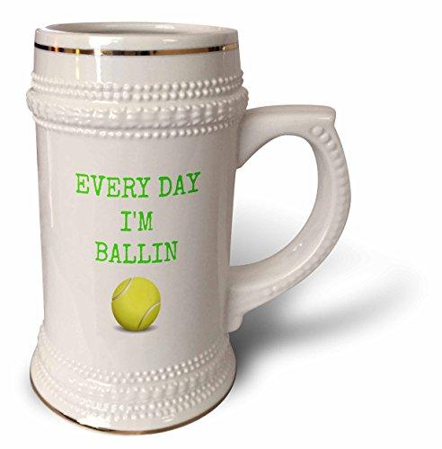 Xander Tennis Stein Mug