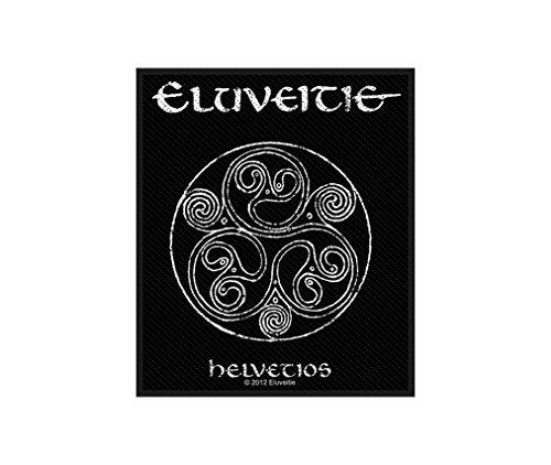 Eluveitie - Helvetios (vivigade/in gomma, tessuti) [SP2592]