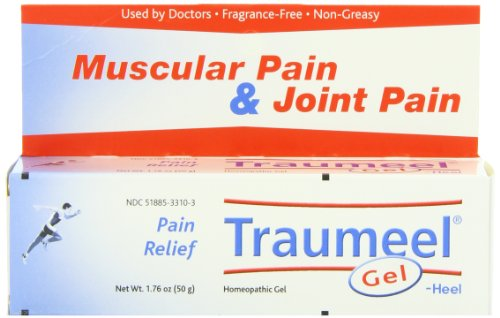 Find Bargain Heel Traumeel, Homeopathic Gel 1.76 oz (50 g)