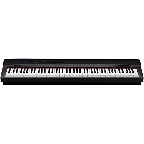 casio privia px160bk 88 key full size digital piano arts entertainment hobbies creative arts. Black Bedroom Furniture Sets. Home Design Ideas