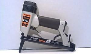 "Unicatch USC71/16L (US2238AL) Long Nose Upholstery Stapler 22 Gauge 3/8"" Crown"