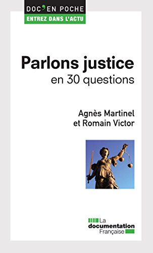 Parlons justice en 30 questions gratuit