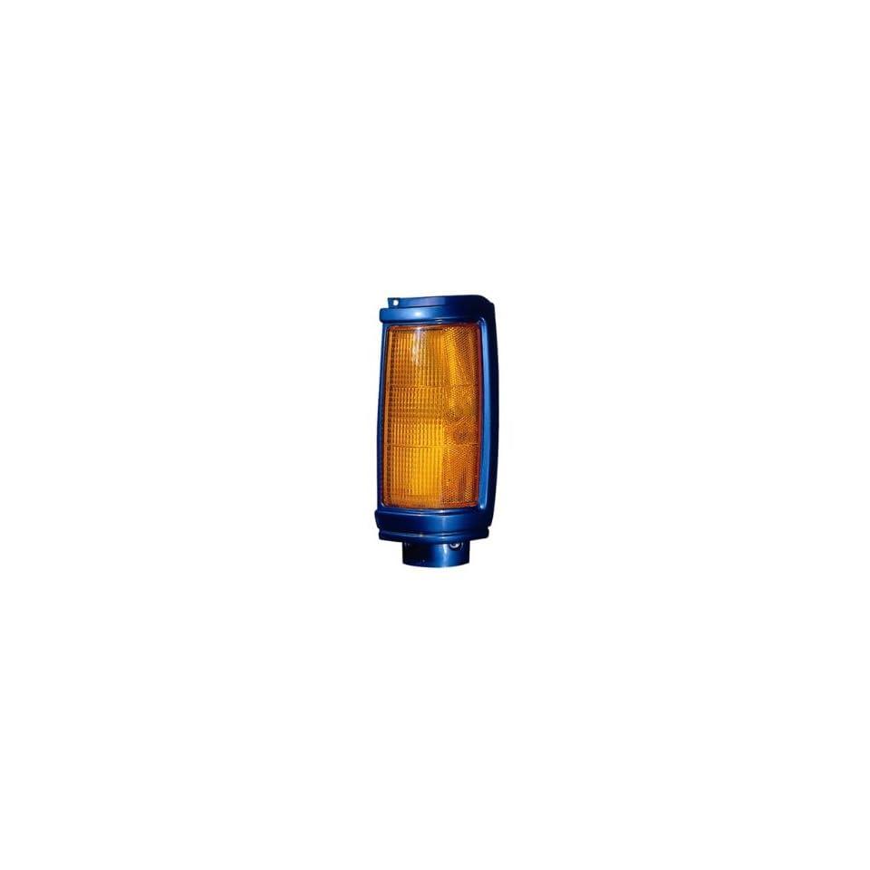 Depo Dodge Ram 50 Driver & Passenger Side Replacement Turn Signal Corner Lights