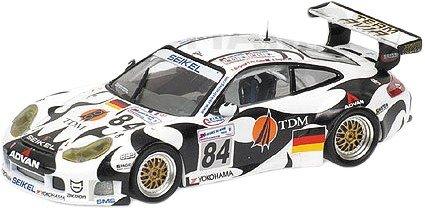 MINICHAMPS 1/43 PORSCHE 911 GT3 RS BURGESS / COLIN / BAGNALL LE MANS 2004
