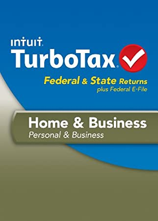TurboTax Home and Business Mac Fed + Efile + State 2013 + Refund Bonus Offer [Old Version]