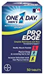 One-A-Day Men's Multivitamin, Complete, Pro Edge, Tablets, 50 ct.